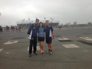 Olympic Park Run 2013