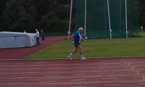 Gordon Chapman 2k walk.