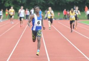 Nick P 400m