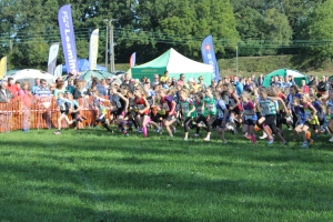 West Midlands Young Athletes XC