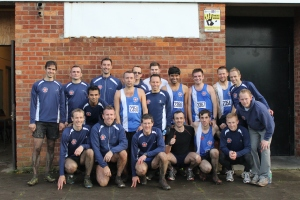 Royal Sutton Senior Men's XC