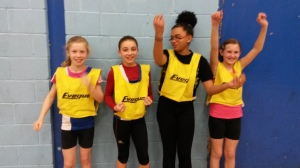 Sportshall girls