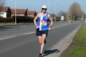 Steve Marklew - Stafford 20
