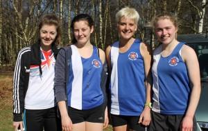 Women's Team Road Relays