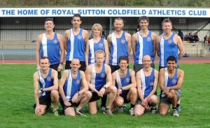 Marathon squad