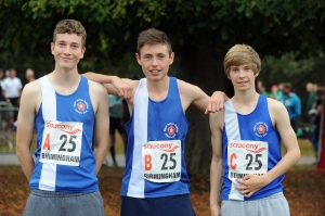Midland Road Relays - U17 men