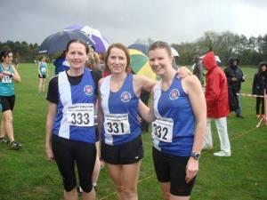 Leamington - women's team