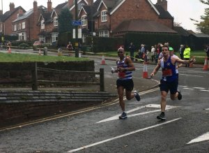 Barry - Birmingham Marathon